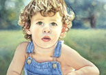 Commissioned Childrens Portrait 10